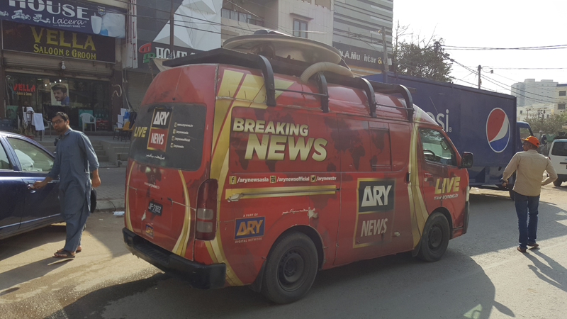 media coverage memon unity walk